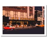 Jack Dempseys New York